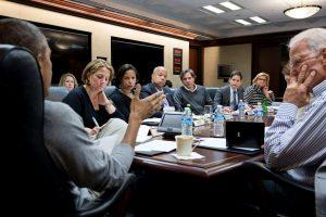 תמונה: Pete Souza/The White House