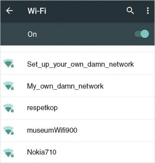 רשתות וויפי
