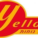 מוגש באמצעות yellow