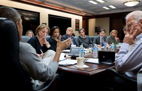 הנשים בצוות של אובמה עלו על שיטה מבריקה לוודא שישמעו אותן חזק וברור
