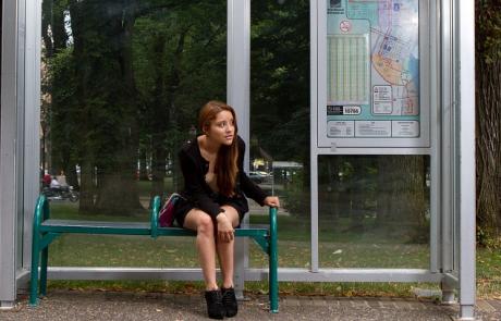 הטרדה מינית מסוג חדש: גברים שולחים לנשים דיקפיקס בתחבורה ציבורית