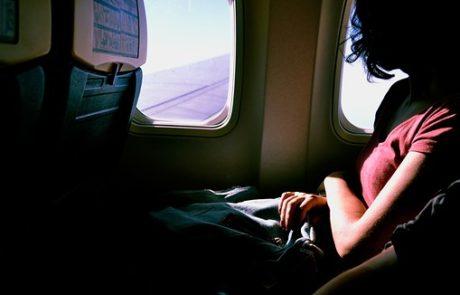 4 הדברים הכי מבאסים שיכולים לקרות לכם בטיסה