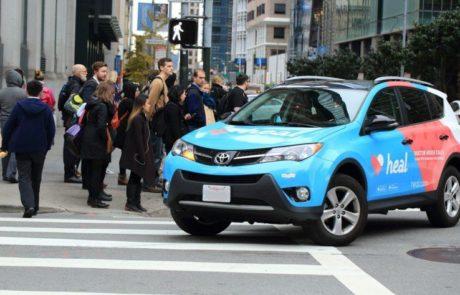 סטארטאפ חדש מציע לשלם לכם כסף אם תהפכו את המכונית שלכם לפרסומת בדרכים