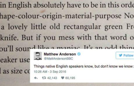 זה  הטיפ לאנגלית מושלמת שמשגע את הרשת