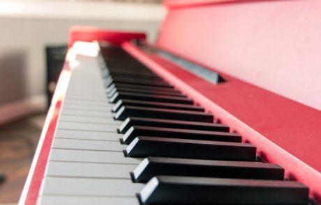הפסנתר החשמלי הראשון שלי