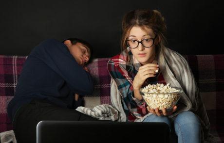 מה הטעם שלך בטלוויזיה אומר על האישיות שלך?