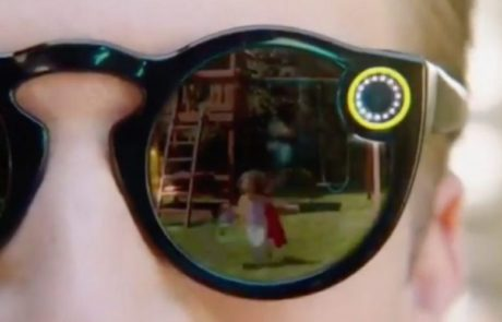 סנאפצ'ט משיקה משקפי שמש עם מצלמה לתיעוד החיים ומשנה את שמה